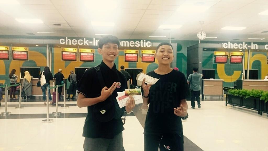 Tony Q Rastafara - Pemenang Tiket Gratis Bali ReggaeStar 2016
