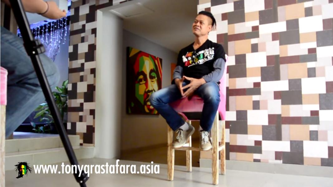 Wawancara Tony Q Rastafara - Tentang Manteman
