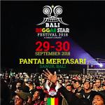 Bali Reggae Star Festival 2018