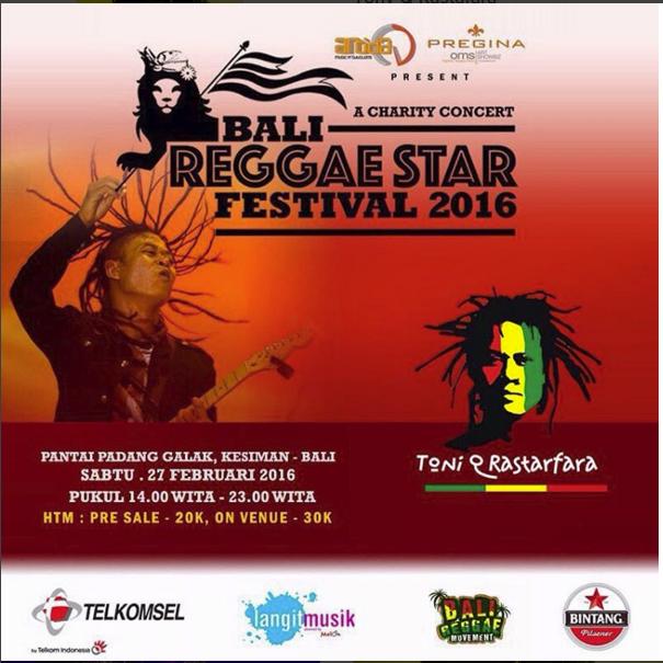 Bali Reggae Festival 2016