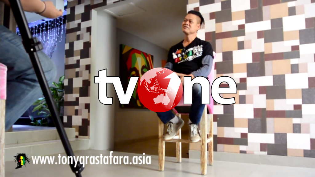 Tony Q Rastafara Di acara Rupa Indonesia TV One.